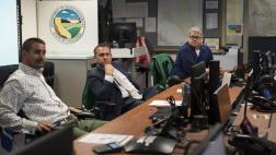 Assemblymember Gray Tours Flood Operations Center